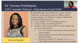Tyreasa Washington Keynote speaker 2020