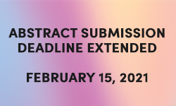 extended deadline for abstracts feb 15 2021