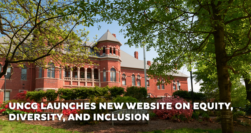 University launches new diversity equity and inclusion website 2021