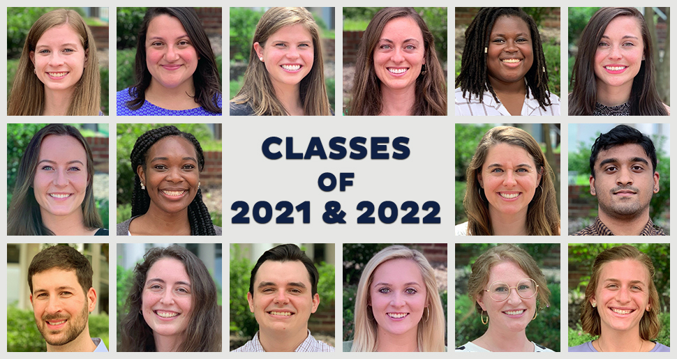 Genetic Counseling Students: 2021-2022