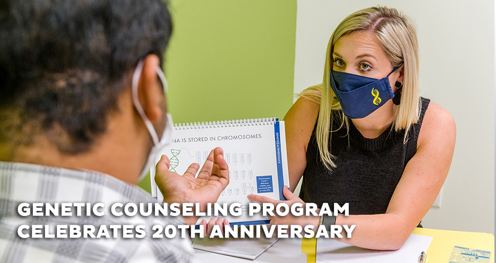 20th anniversary Genetic Counseling Program