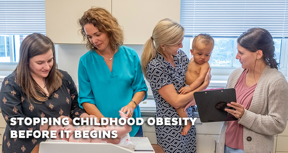 Stopping Obesity Before it Begins