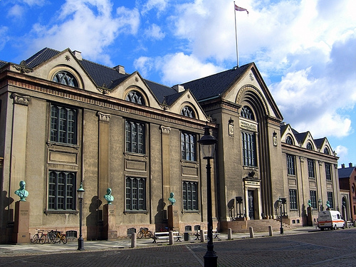 The university of copenhagen is recognised both in denmark and internationally for its research and educational life