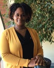 Amy Lee grad student profile picture