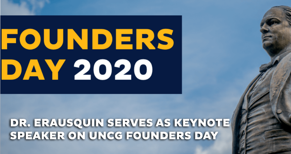 Founders Day Keynote Speaker Photo
