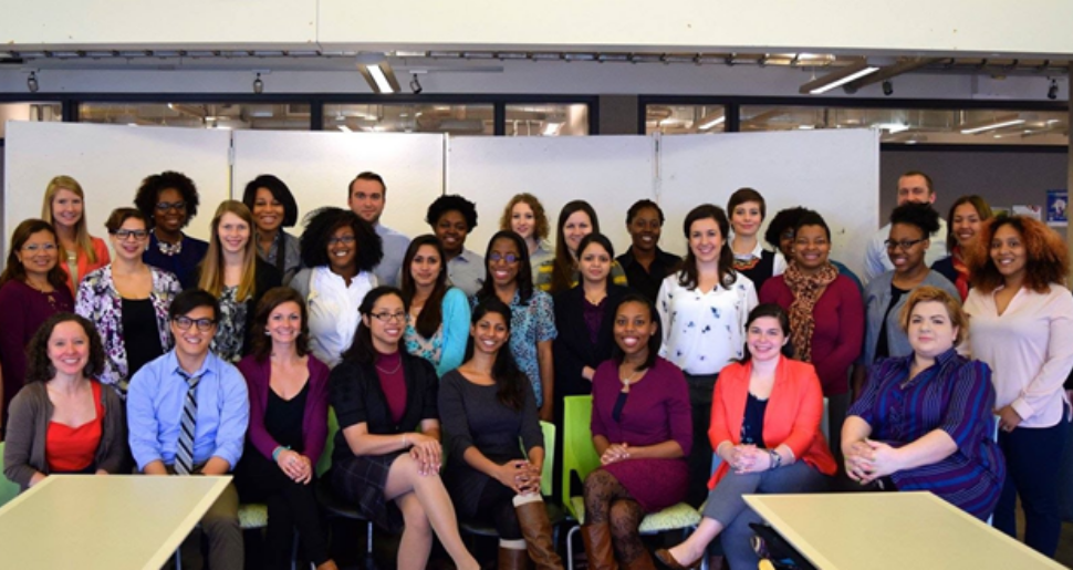 Graduate Student Group Conference Photo