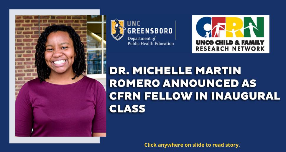 Dr. Michelle Martin Romero