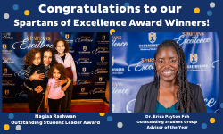Spartans of Excellence Awards