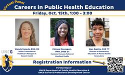 Careers in Public Health Education