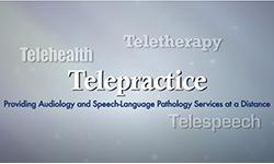 tele-practice