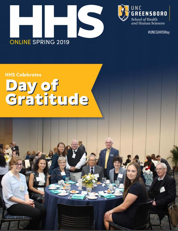 HHS Spring 2019 Online Newsletter