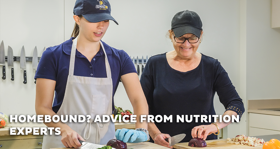 Advice from nutrition experts