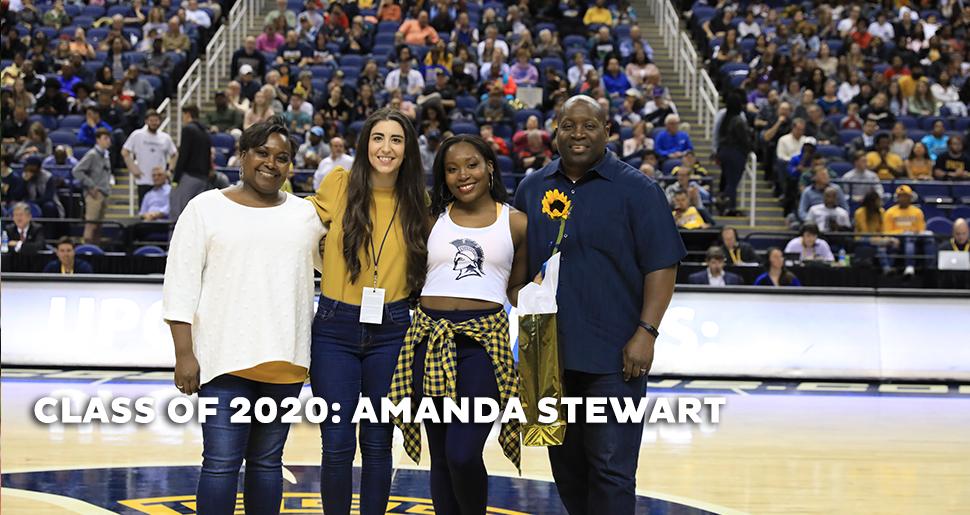 class of 2020 - Amanda Stewart