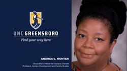 Andrea Hunter 2020