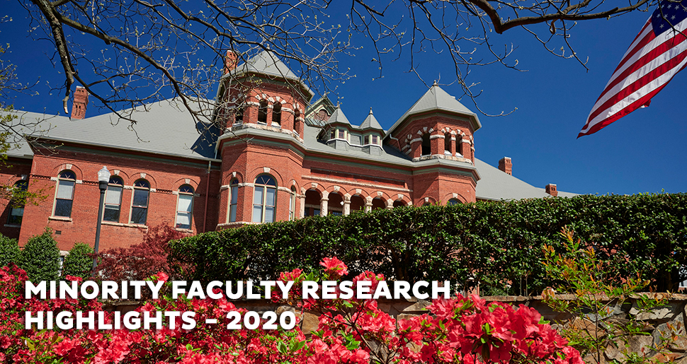 Minority Faculty Research Highlights