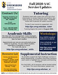 Tutoring and Academic Skills