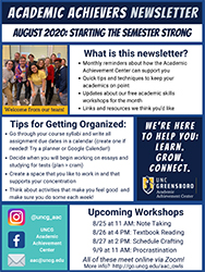 ACC Newsletter Fall 2020
