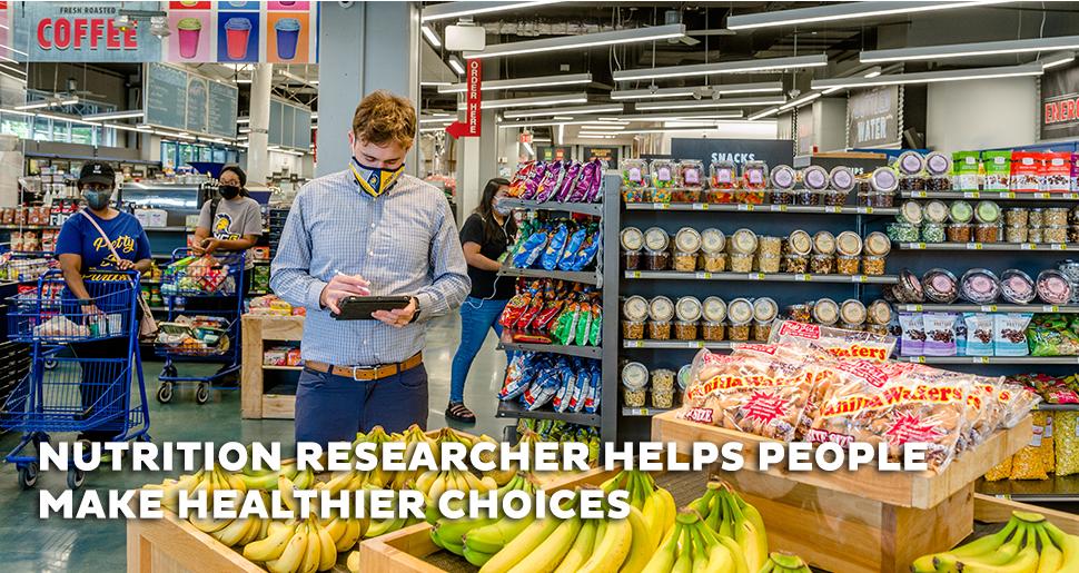 Make healthy food choices