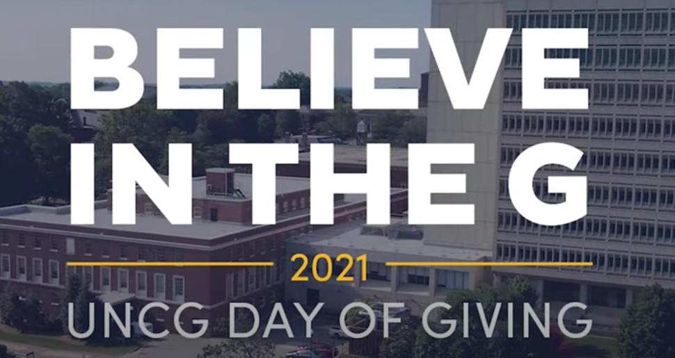 Believe in the G 2021