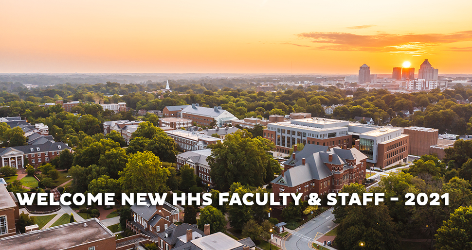New Faculty & Staff 2021