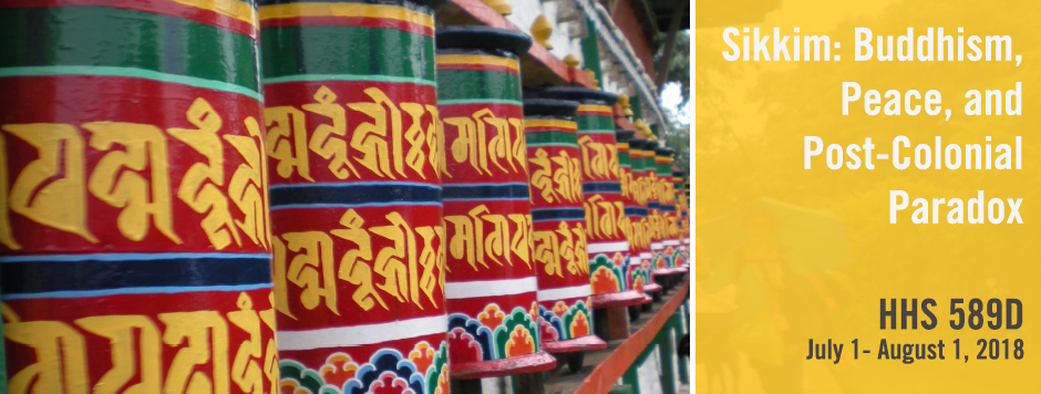 study abroad-Buddhism,Peace, and Post-Colonial Paradox