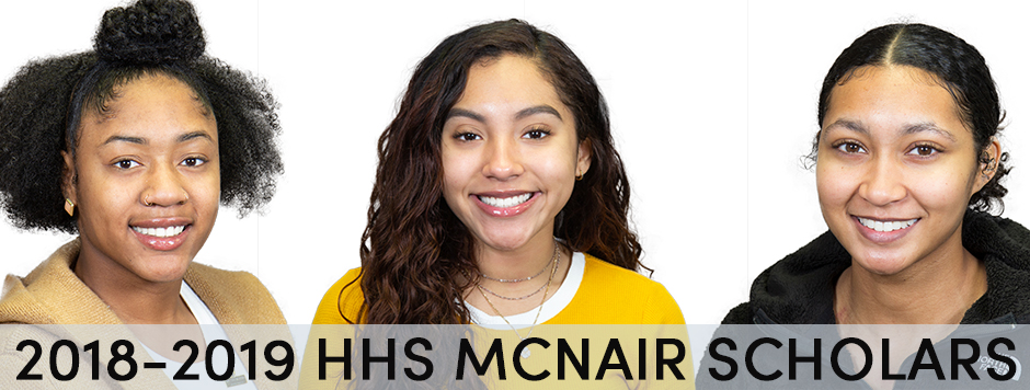 McNair Scholars 2018