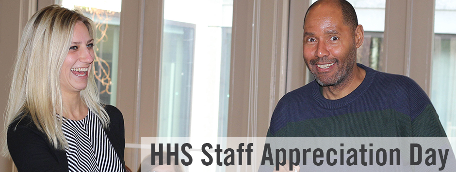 HHS Staff Appreciation Luncheon